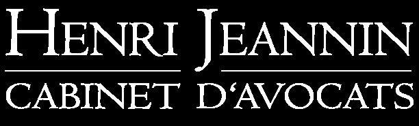 Henri Jeannin - Cabinet d'Avocats